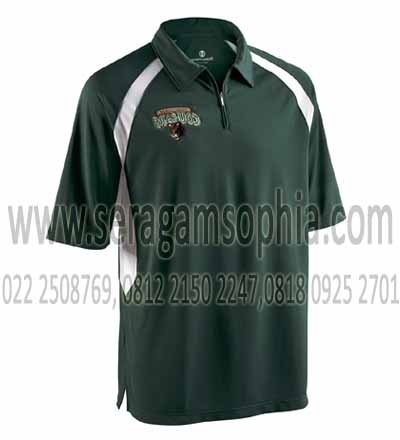 PS 08 Black Polo Shirt Variasi