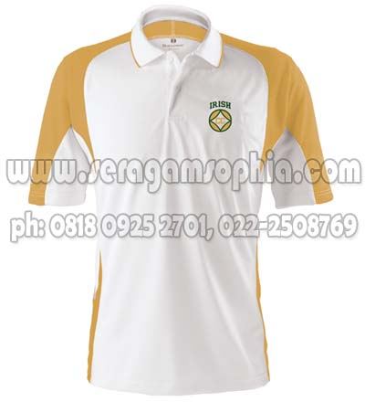 PS 12 Polo Shirt Lengan Panjang