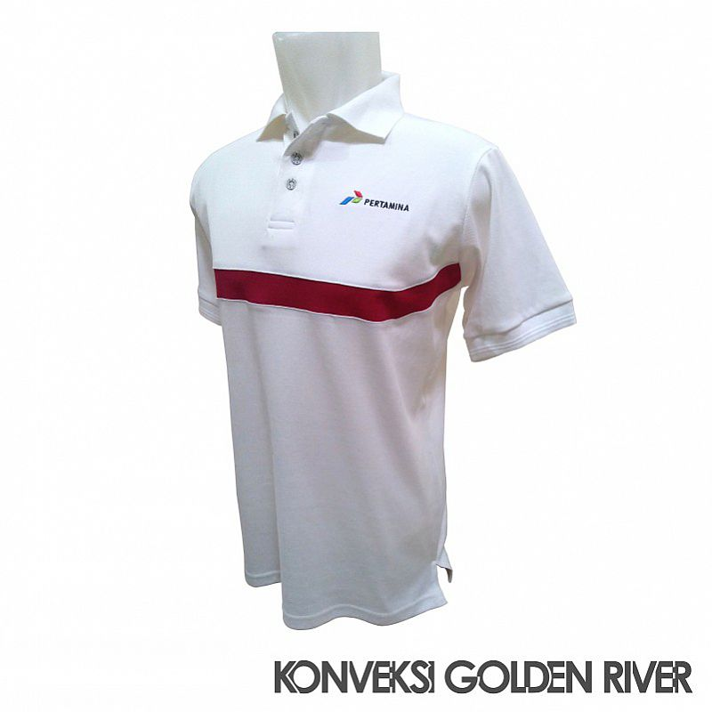 Polo Shirt Pertamina